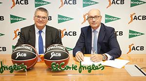 Acuerdo El Corte Inglés y la ACB