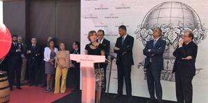 Inauguración Bodega Ramón Bilbao