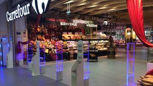 Carrefour y Checkpoint