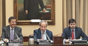 Comparecencia en el Congreso