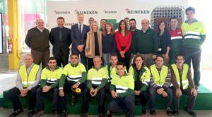Aniversario fábrica de Heineken