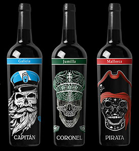 Nuevos vinos Iberians