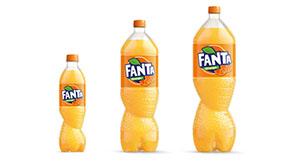 Nuevo diseño de Fanta