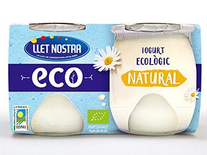 Yogures ecológicos