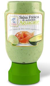 Nueva Salsa Fresca de Aguacate