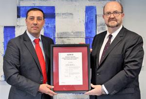 Certificado Airesano