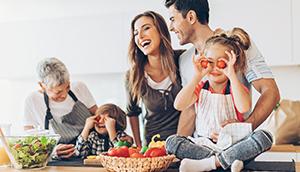 Hábitos alimentarios de los niños