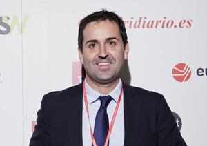 Andrés Cortijos, director general