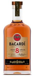 Bacardi 8 años