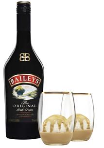 Nueva botella de Baileys