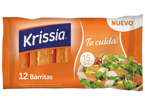 Nueva receta de Krissia