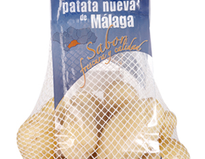 Patata nueva de Málaga