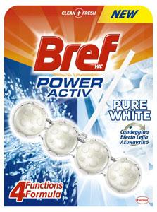 Bref WC Pure White