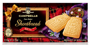 campbell Shortbread