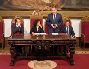 Covirán y la Universidad de Granada