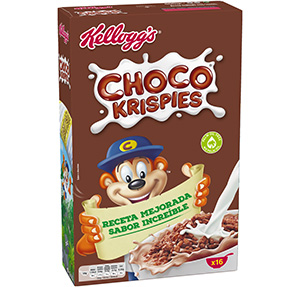 Nuevos Choco Krispies