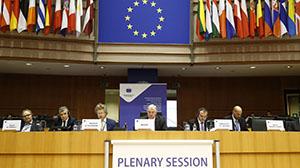 Pleno del Comité Europeo de las Regiones