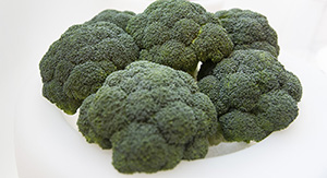 Consumo de Brócoli