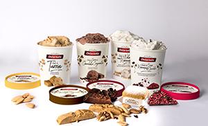 Nueva gama de helados