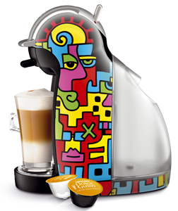 Nescafé Dolce Gusto Billy the Artist