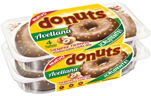 Donuts Avellana
