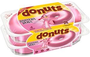 Donuts Pantera Rosa