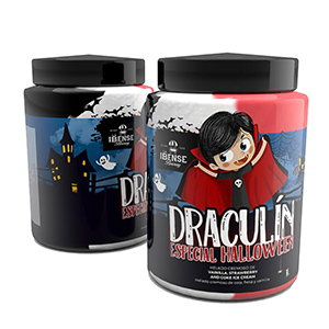 Helado Draculín