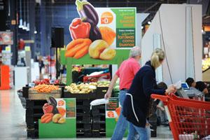 Campaña fruta fea de Eroski