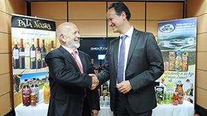 Acuerdo entre SAP y García Carrión