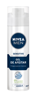 Gel Afeitar Nivea Men Sensitive