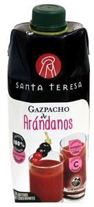 Gazpacho de Arándanos