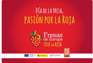 Fresas de Europa