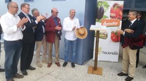 Inauguración de HaciendasBio