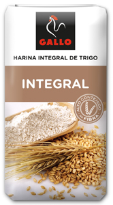 Harina Integral de Gallo