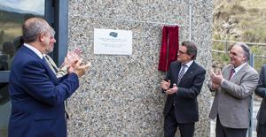 Inauguración Espuña