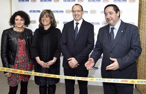 Inauguración de la nueva sede de Gallina Blanca