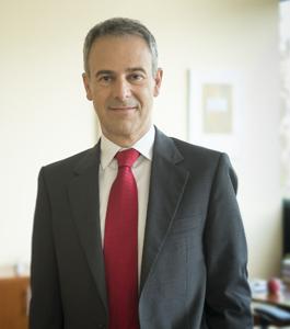 Javier Amezaga, director general de Caprabo