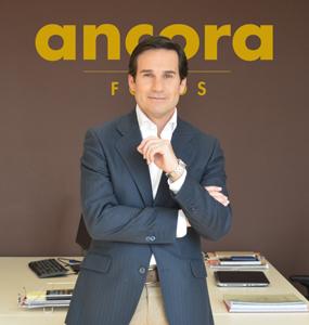 Javier Vargas, de Ancora