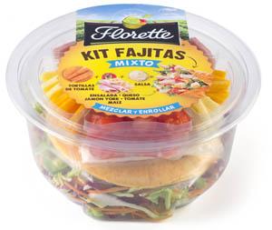 Kit Fajitas Florette