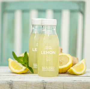 Nuevo zumo de limón