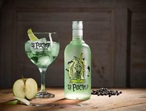 Nueva La Pócima Gin Apple