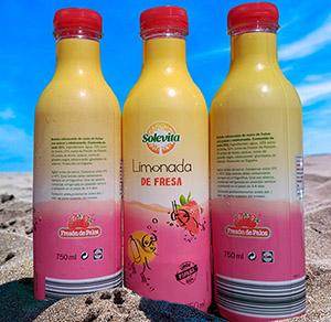 Nueva Limonada de fresa