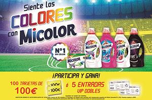 Nueva promoción de Micolor