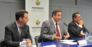 Presentación del cluster Mercabarna Export.
