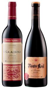 Monte Real y Viña Albina