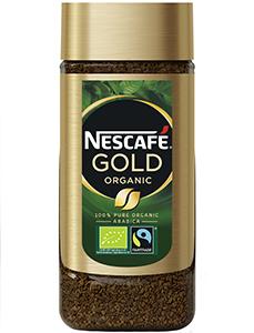 Nuevo Nescafé Gold Organic