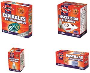 Nueva gama de insecticidas