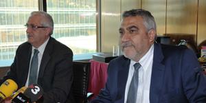 Laurent Dereux, director general, y Miquel Serra, director técnico de Nestlé.