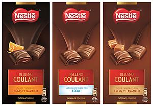 Nestlé Relleno Coulant