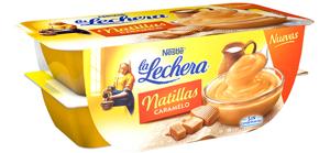 Natillas La Lechera